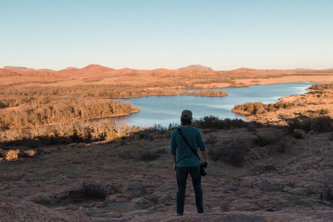 Wichita Mountains Wildlife Refuge hikes