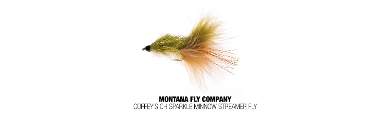 Fly fishing Fly minnow
