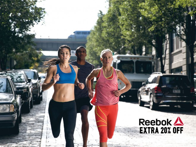 Reebok Coupon
