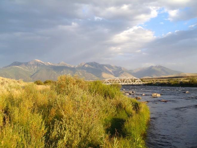 Madison River, Montana