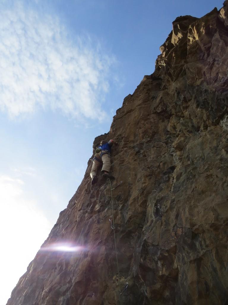 Vantage Best Climbing Washington