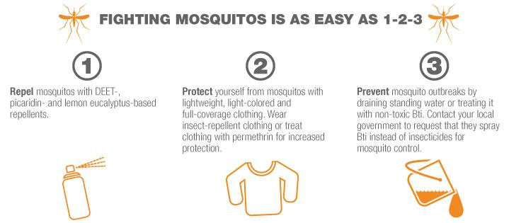 mosquito prevention