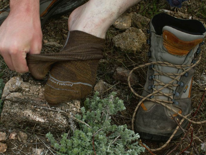 Shoes Off Backpacking Breaks