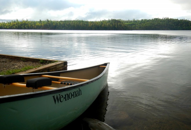 Boundary Waters Canoe Trip