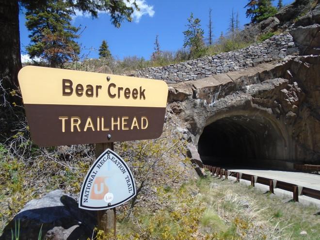 Ouray, Colorado Bear Creek Trail