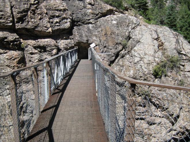 Ouray, Colorado Perimeter Trail