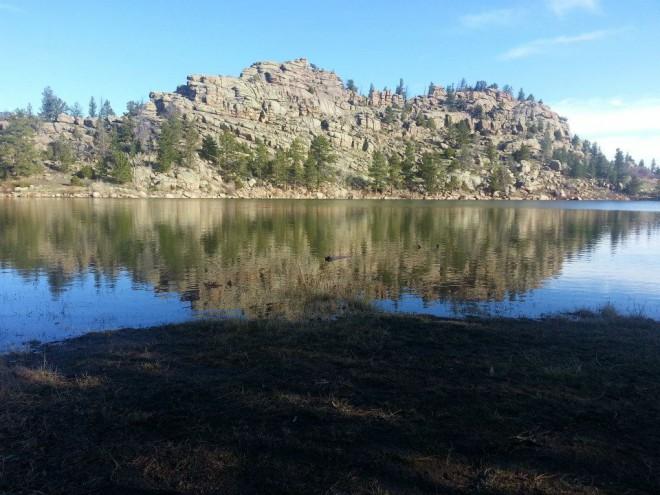 Dispersed Camping Colorado Creedmore Lakes