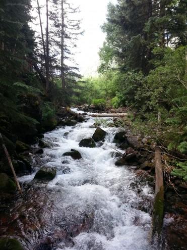 Hunter Creek Trail Aspen, Colorado