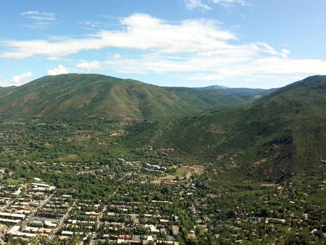Ute Trail Aspen, Colorado