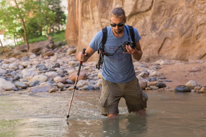 Hiking The Narrows Zion