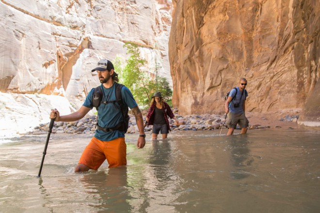 Best Shoes To Hike In Water
