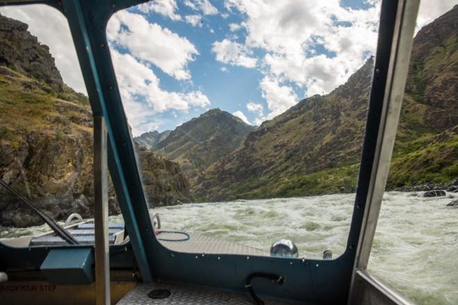 Idaho Adventures - JetBoat Hells Canyon