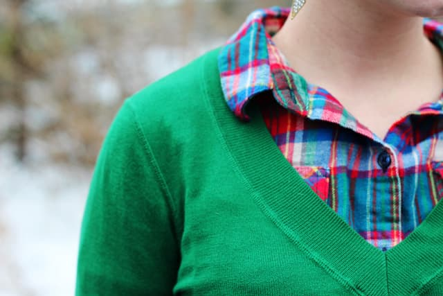 style fall flannel