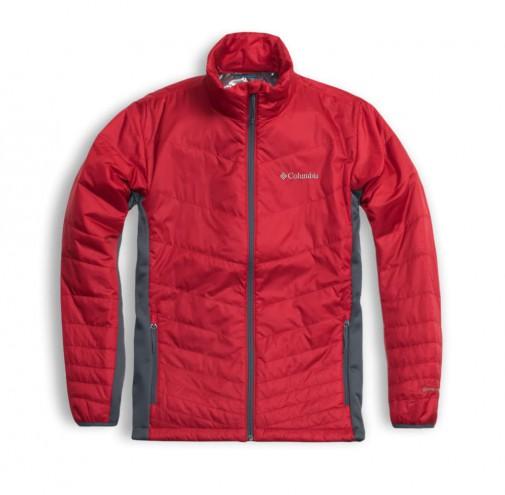 backpacking jacket Columbia Sportswear