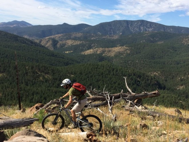 Fort Collins mountain biking