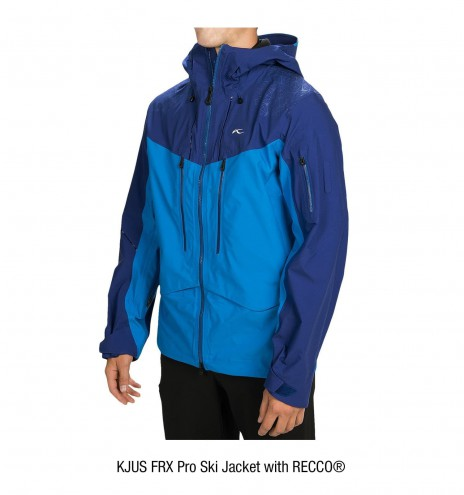 winter outerwear innovations Recco