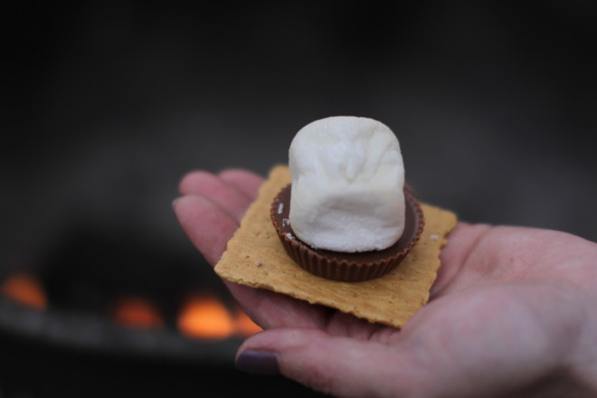 Reeses s'more recipes