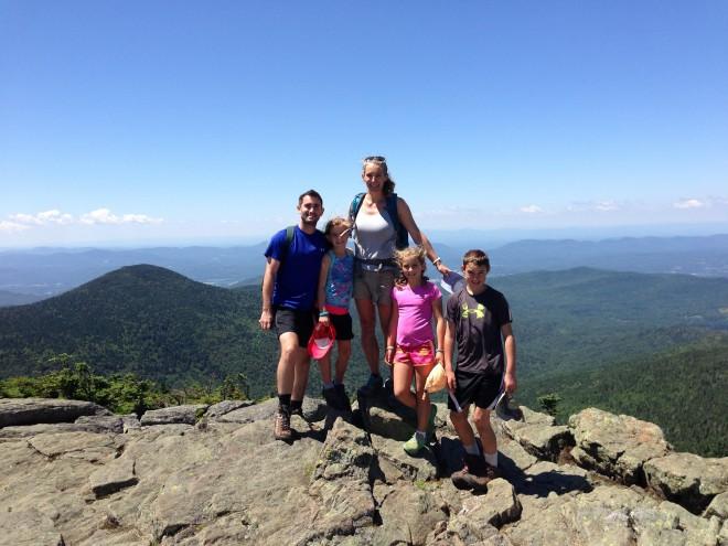 Vermont's highest mountains killington