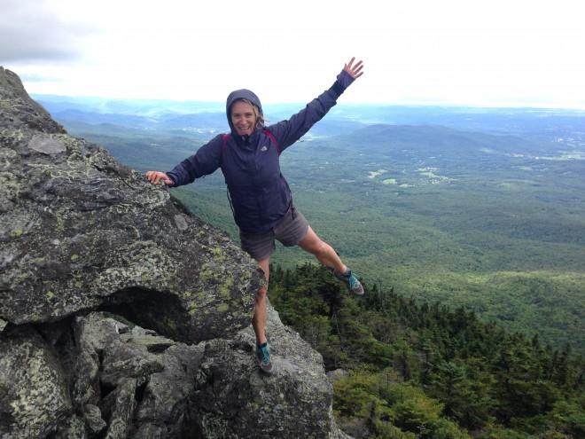 Vermont's highest mountains mt mansfield