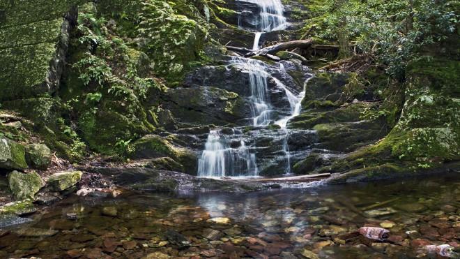 East Coast Hikes Buttermilk Falls