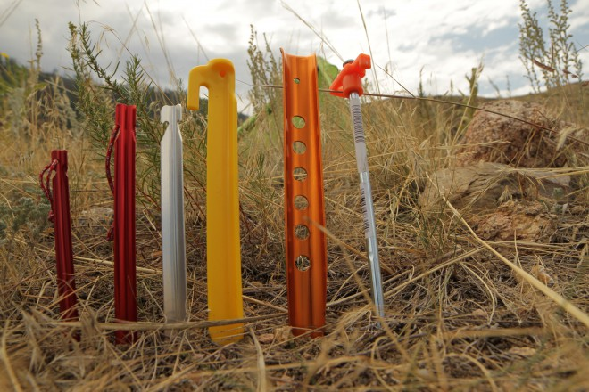 Types of Tent Stakes & Which Tent Stakes Are Best? Weu0027ll Help You Find Out | Sierra ...