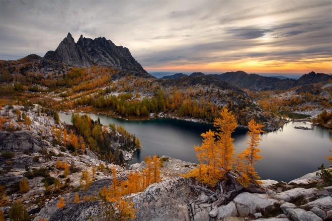 Washington fall hikes
