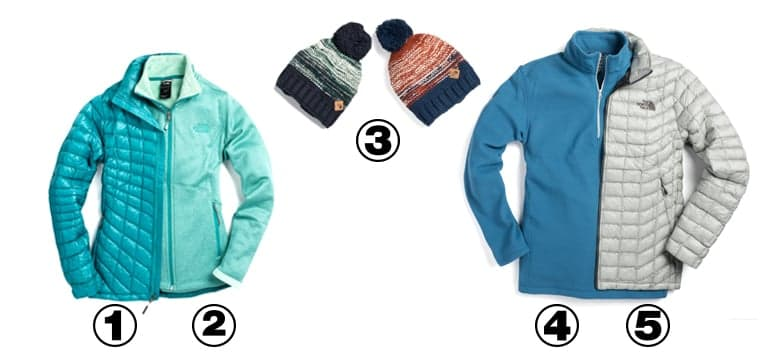 The North Face Giveaway