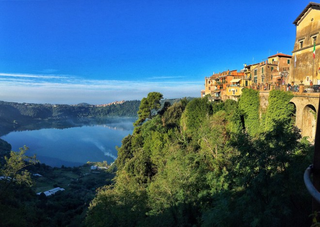 Italian Countryside Nemi