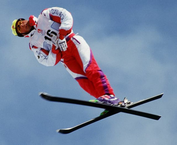 how skiing has changed since 1986