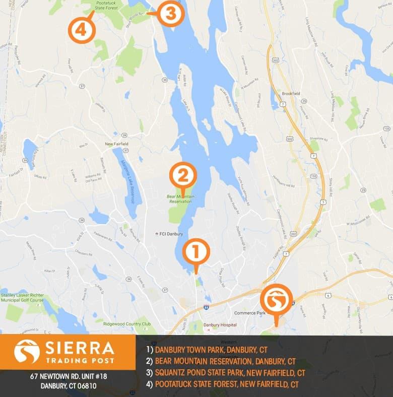 Sierra Trading Post Danbury Connecticut