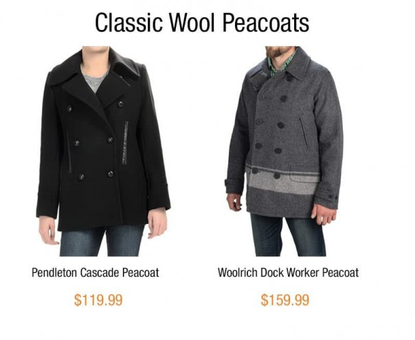 1e3340b4b Peacoat vs. Parka  Which Will Get You through Winter in Style ...