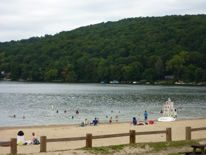 Candlewood Lake Danbury Connecticut