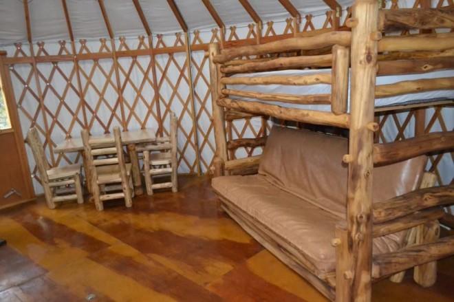Wyoming Yurts
