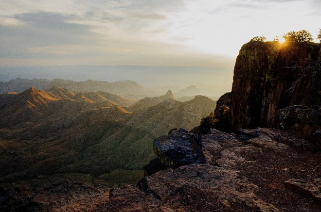 Big Bend National Park. Photo credit Vincent Lock.