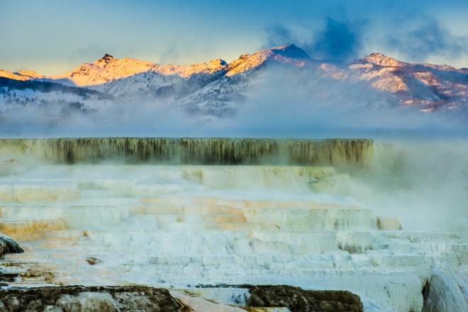 Best National Parks Winter