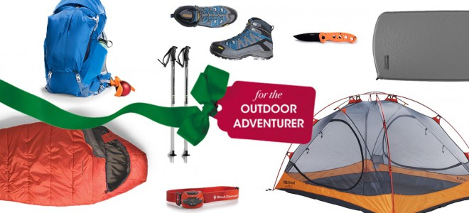 Outdoor adventurer gift guide
