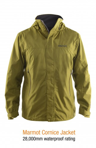 marmot waterproof jacket