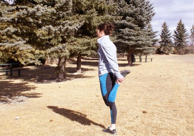 dynamic stretching vs. static stretching