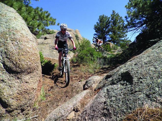 Curt Gowdy Mountain Biking