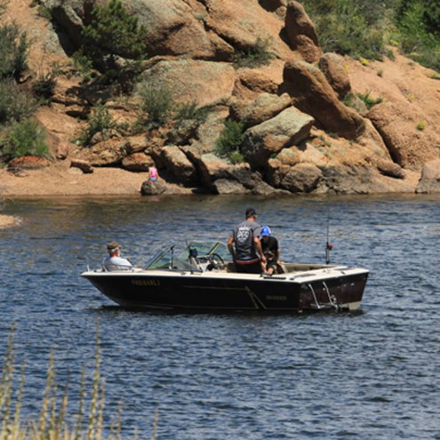 Curt Gowdy State Park boating