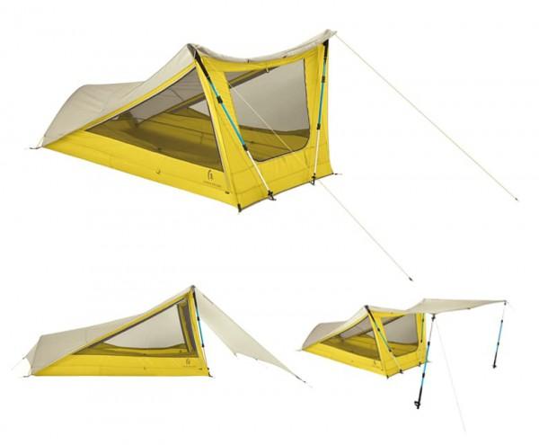 freestanding vs non-freestanding tents