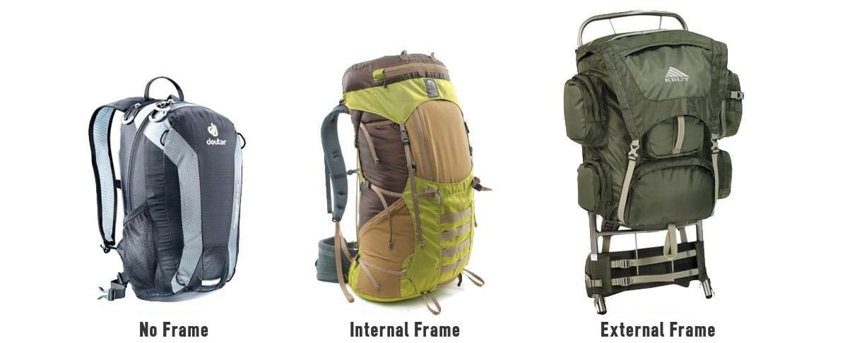 Backpack Frames