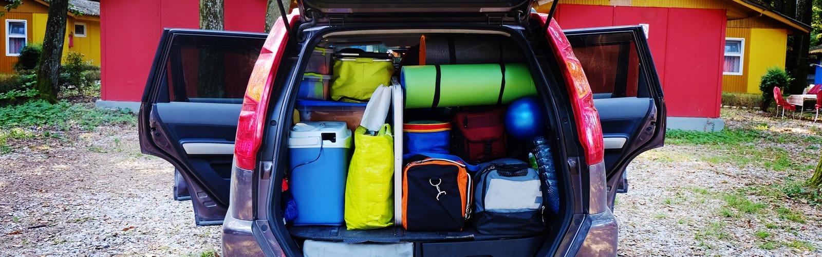 Camping Trip Preperation