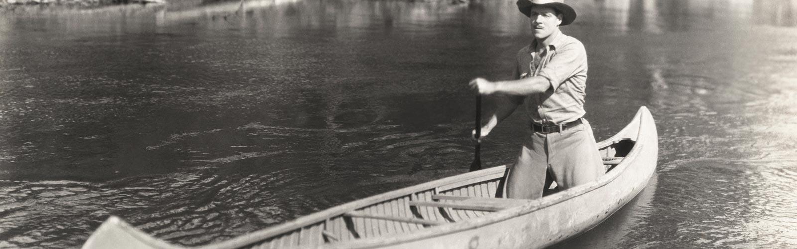 Canoeing History