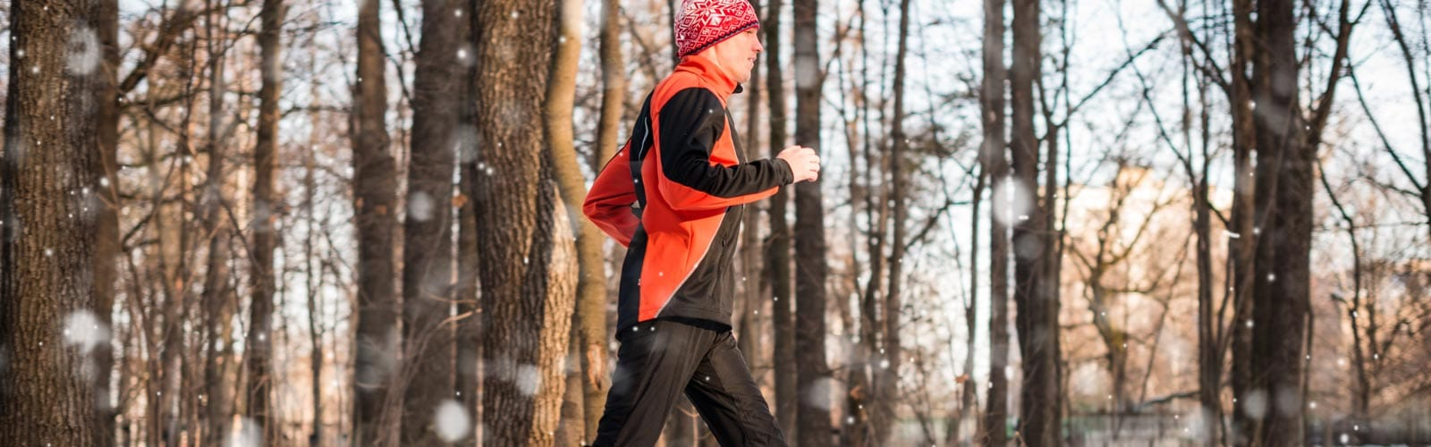 Cold-Weather Fitness Clothing