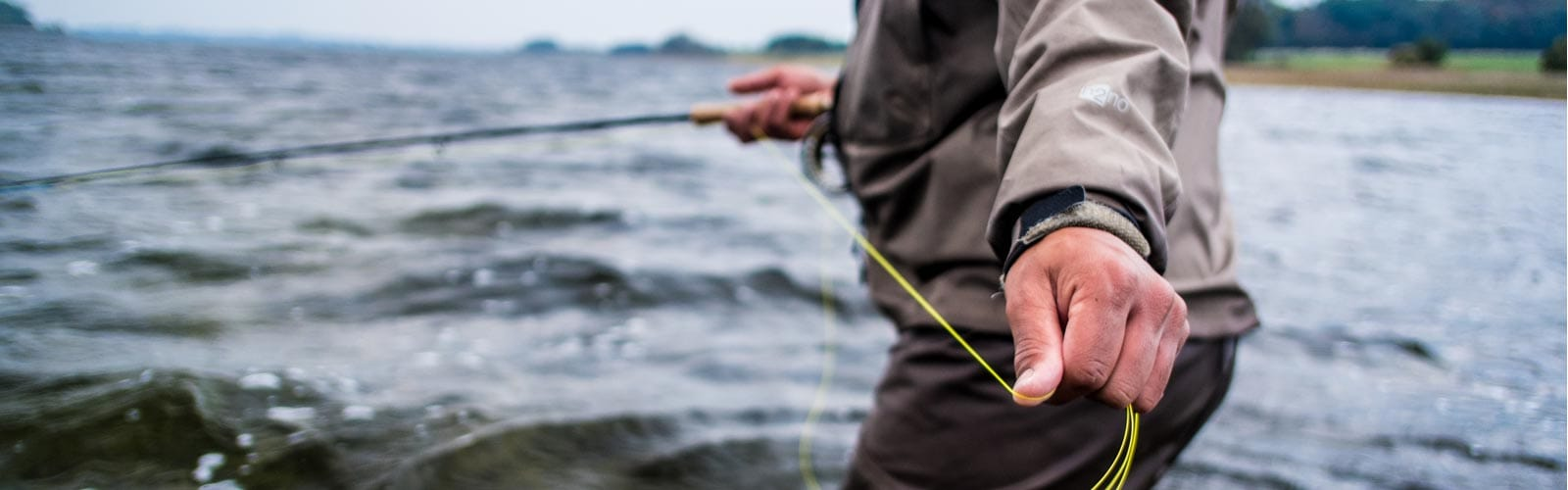 The fly fishing guide sierra trading post for Tippet fly fishing