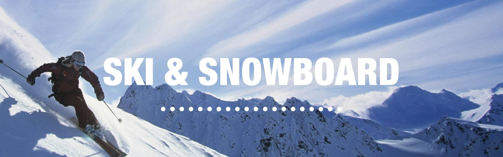 Ski and Snowboard Checklist