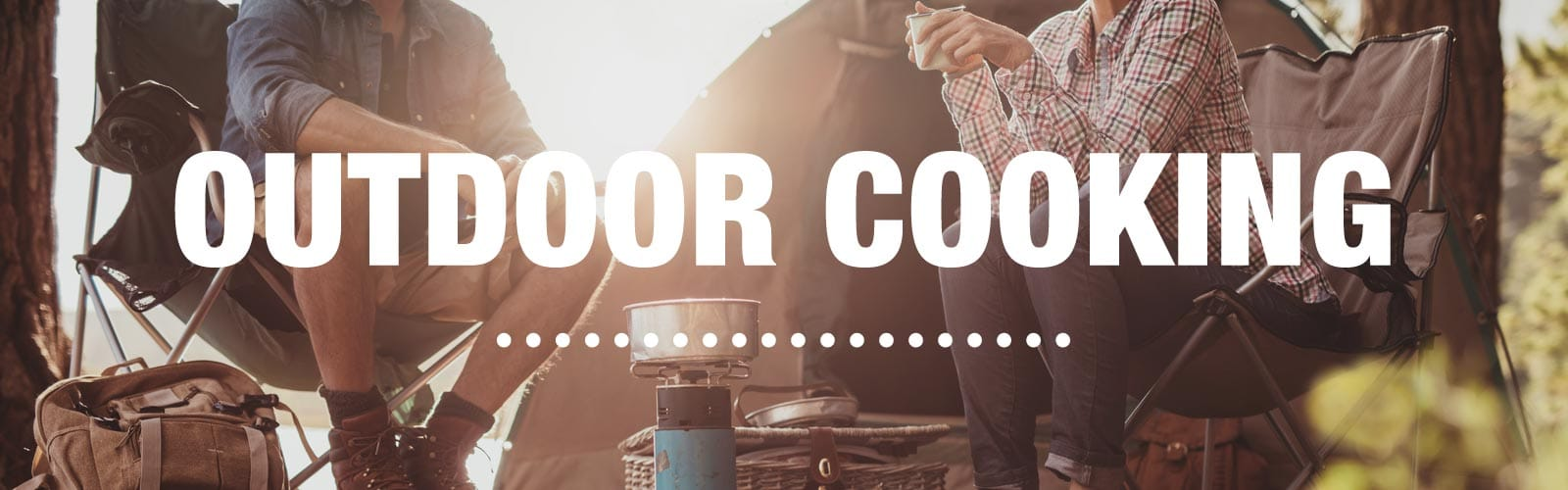 The Outdoor Cooking Guide