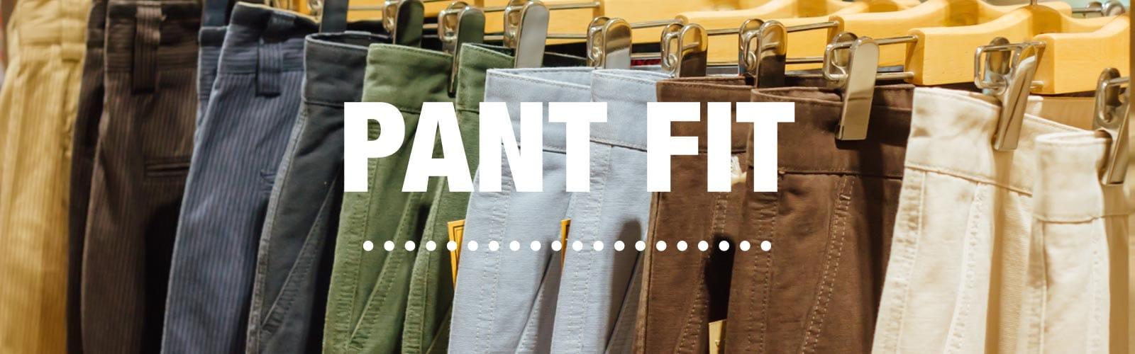 Pants Guide