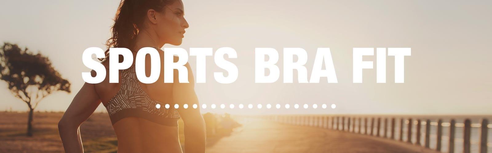 Sports Bra Fit Guide